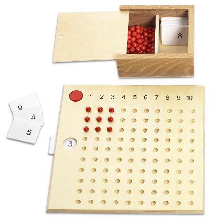 montessori-artikel-multiplikationsbrett
