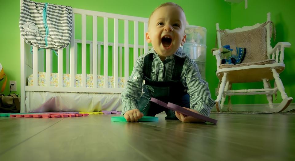 Montessori Spielzeug ab 6 Monate